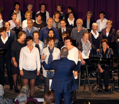 Zingen in een koor